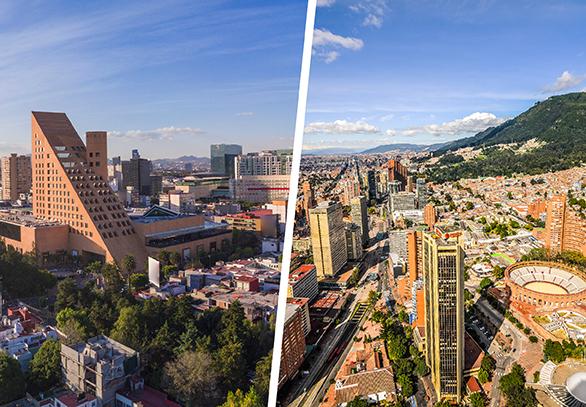 AGENT ROADSHOW ICEF Mexico – Colombia