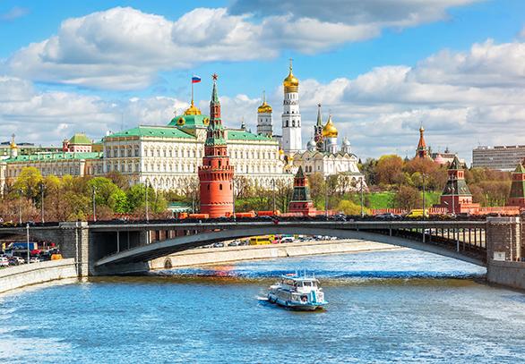 ORIGIN EVENT ICEF Moscow