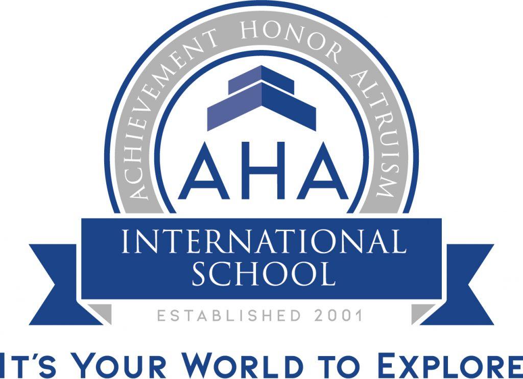 Sponsor Logo_AHA Intl School