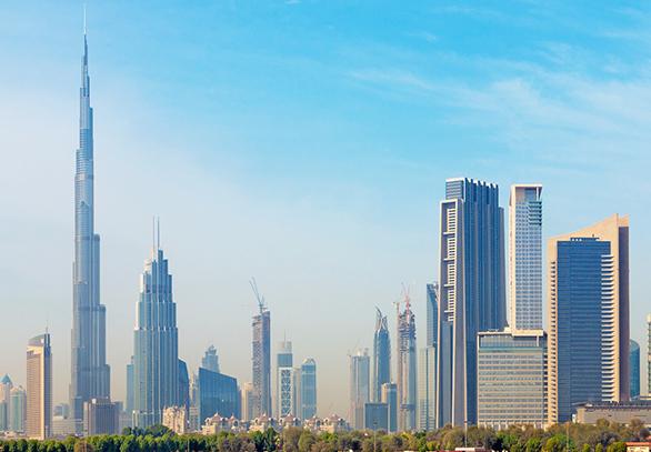 ORIGIN EVENT ICEF Dubai