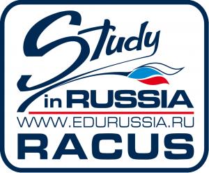 RACUS Study in Russia Logo
